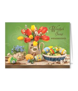 Karnet na Wielkanoc z...