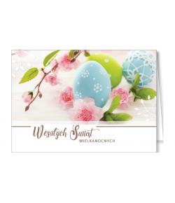 Kartka na Wielkanoc z...