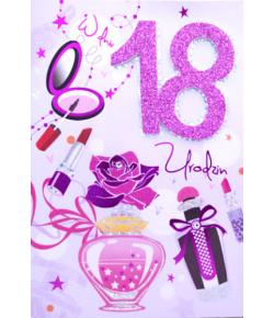 18 urodziny kartka z...