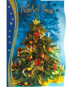 Kartka świąteczna z...
