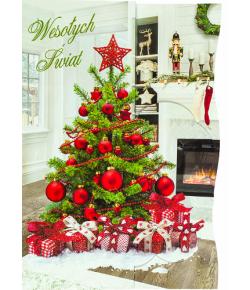 Kartka na Boże Narodzenie z...