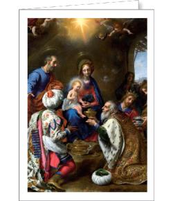 Kartka świąteczna Religijna...