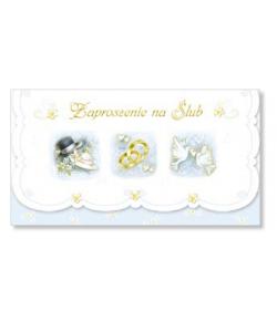 Zaproszenie ślubne ZS 2