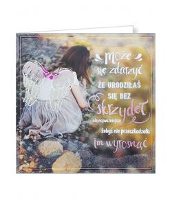 Kartka dla dziewczynki KWT 02