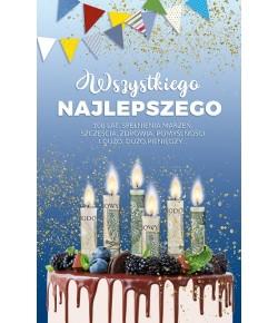 Kartka urodzinowa UM 1
