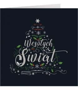 Karnet świąteczny bez...