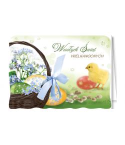 Kartka Wielkanocna bez...