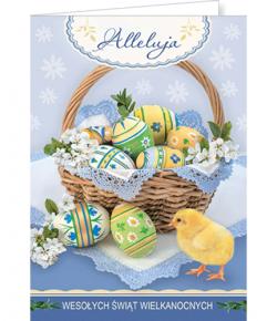Firmowa Kartka Wielkanocna...
