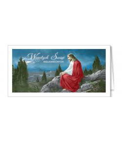Kartka Religijna Pan Jezus...